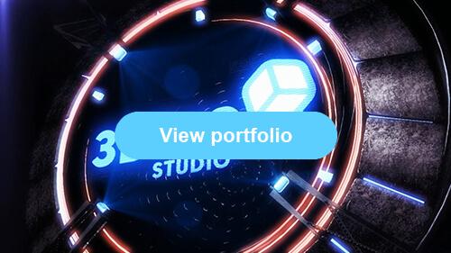 3d Animated Logo