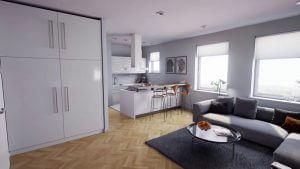 Apartment Interactive Walkthrough Ue4