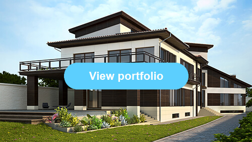 Exterior 3d Visualisation