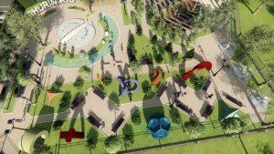 Green Park Flythrough