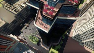 Project Skyscraper Flythrough