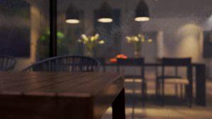 Rain Test Ue Cinematic