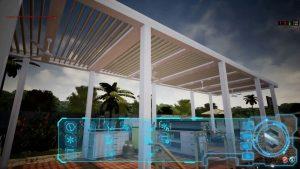 Shelter Exterior Interactive Walkthrough