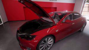 Tesla Interactive Walkthrough