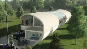 Tube Office Flythrough